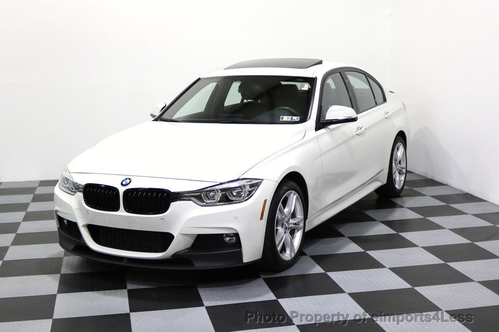 2017 used bmw 3 series certified 340i xdrive m sport with m performance pkg at eimports4less. Black Bedroom Furniture Sets. Home Design Ideas