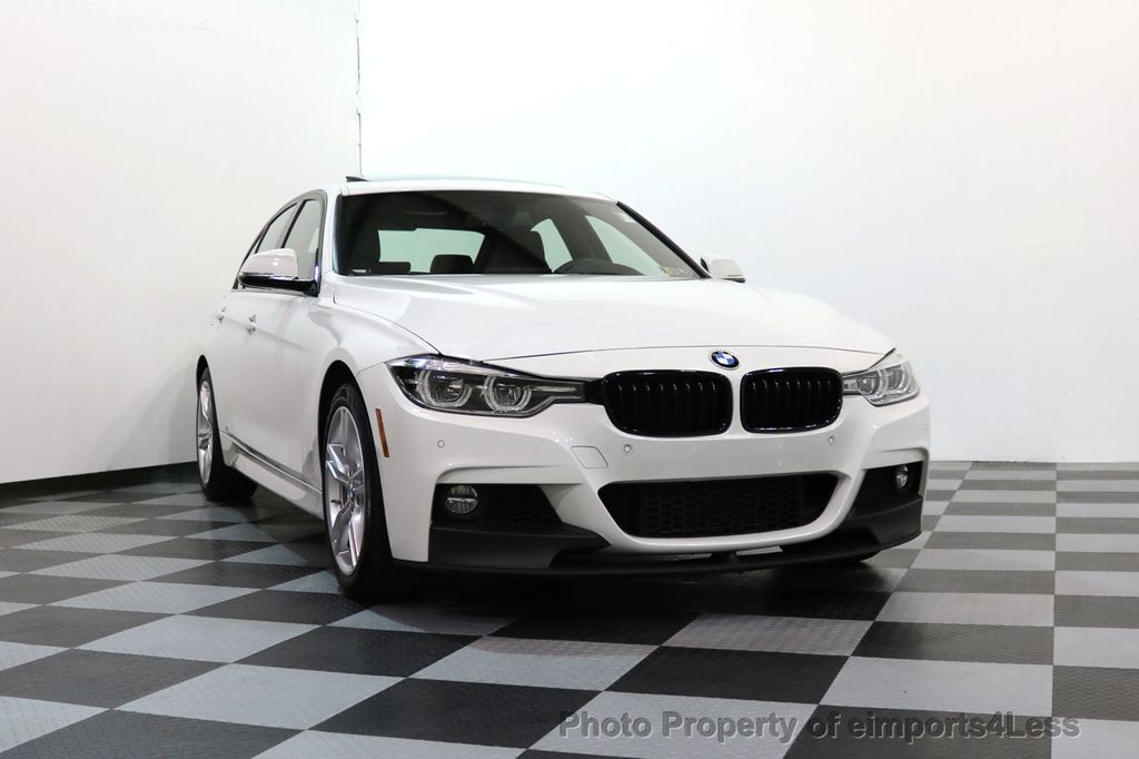 2017 BMW 3 Series CERTIFIED 340i xDRIVE M Sport WITH M PERFORMANCE PKG - 17334098 - 15