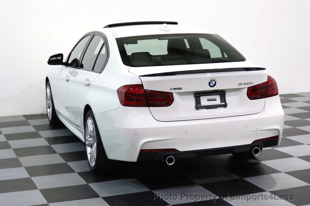 2017 BMW 3 Series CERTIFIED 340i xDRIVE M Sport WITH M PERFORMANCE PKG - 17334098 - 16