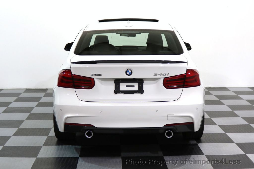 2017 BMW 3 Series CERTIFIED 340i xDRIVE M Sport WITH M PERFORMANCE PKG - 17334098 - 17