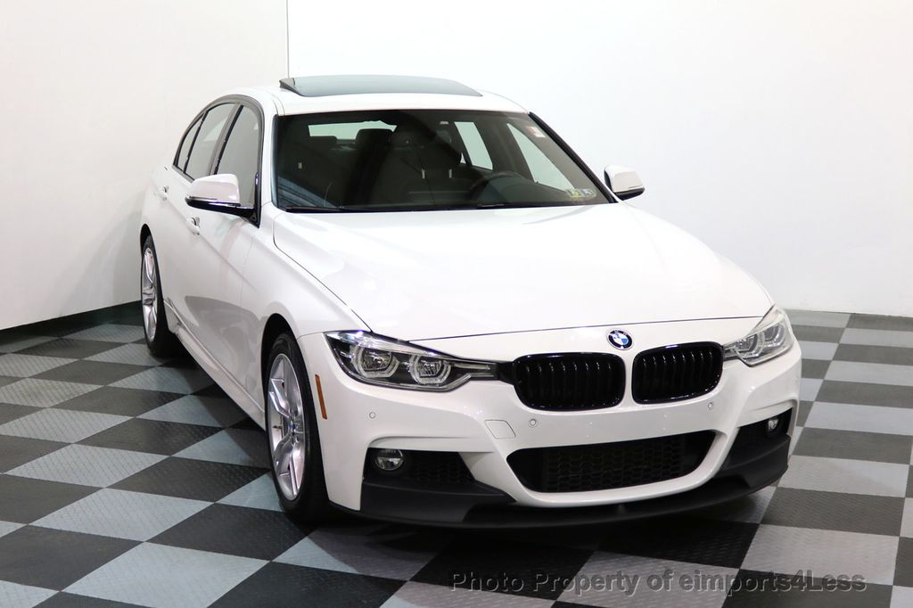 2017 BMW 3 Series CERTIFIED 340i xDRIVE M Sport WITH M PERFORMANCE PKG - 17334098 - 28