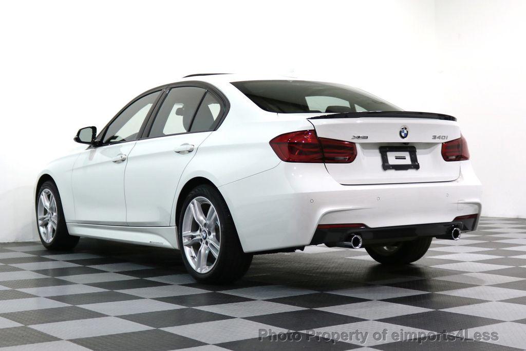 2017 BMW 3 Series CERTIFIED 340i xDRIVE M Sport WITH M PERFORMANCE PKG - 17334098 - 29