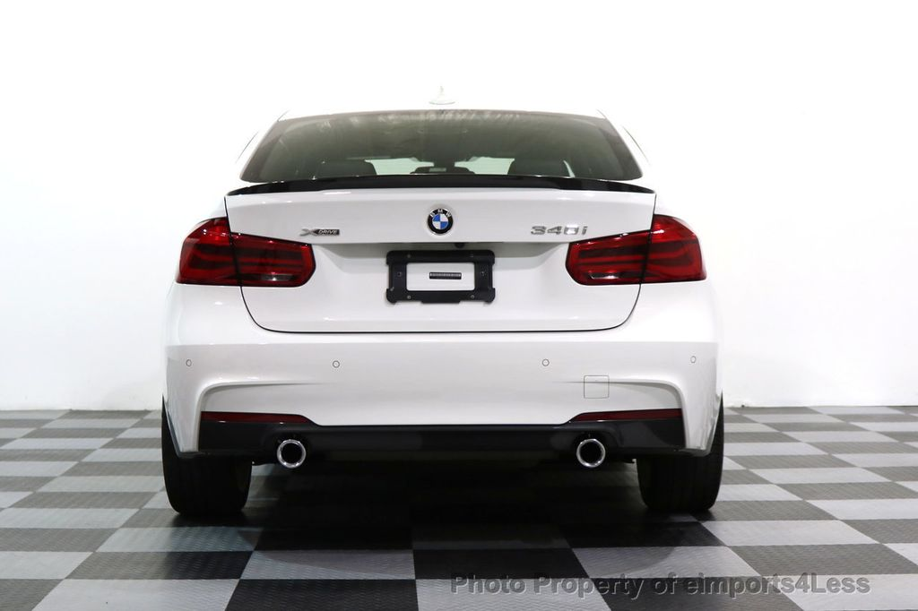2017 BMW 3 Series CERTIFIED 340i xDRIVE M Sport WITH M PERFORMANCE PKG - 17334098 - 30