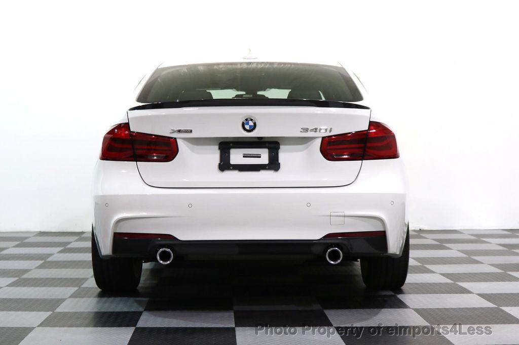 2017 BMW 3 Series CERTIFIED 340i xDRIVE M Sport WITH M PERFORMANCE PKG - 17334098 - 30