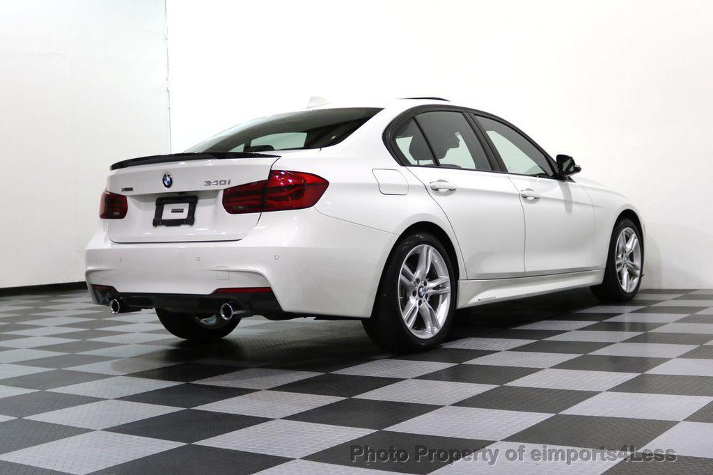 2017 BMW 3 Series CERTIFIED 340i xDRIVE M Sport WITH M PERFORMANCE PKG - 17334098 - 31