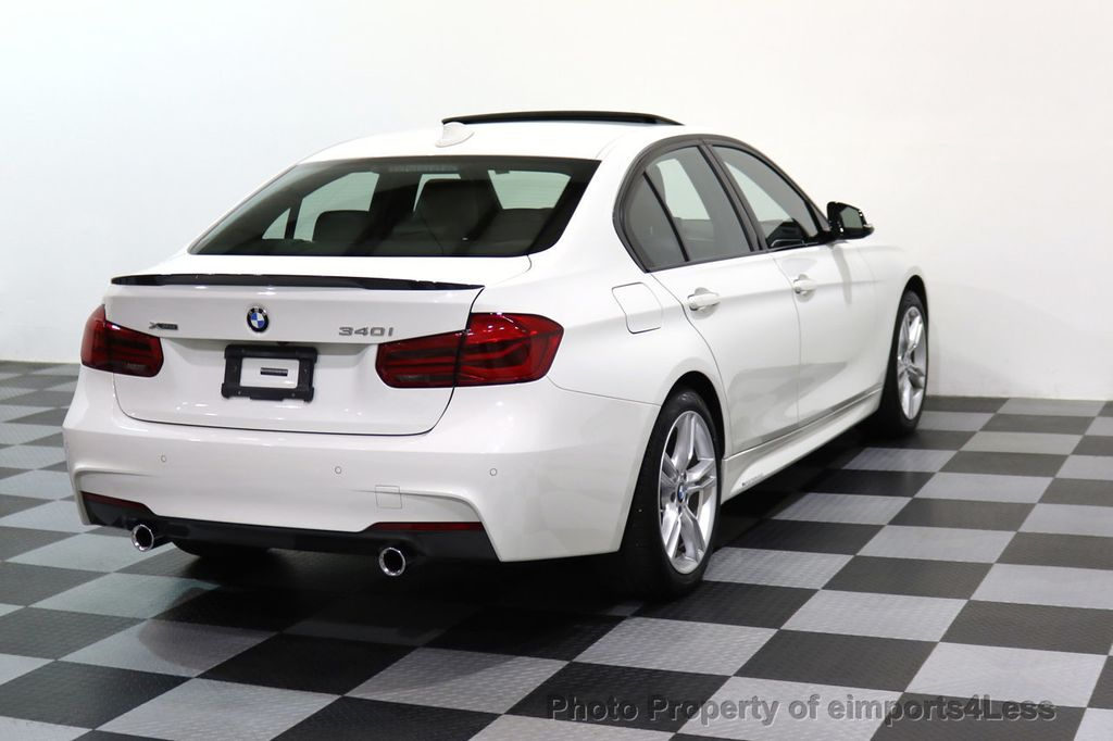 2017 BMW 340I Xdrive >> 2017 Used BMW 3 Series CERTIFIED 340i xDRIVE M Sport WITH M PERFORMANCE PKG at eimports4Less ...