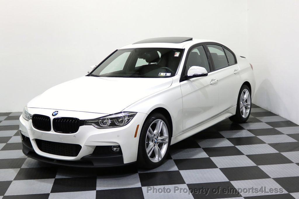 2017 BMW 3 Series CERTIFIED 340i xDRIVE M Sport WITH M PERFORMANCE PKG - 17334098 - 39