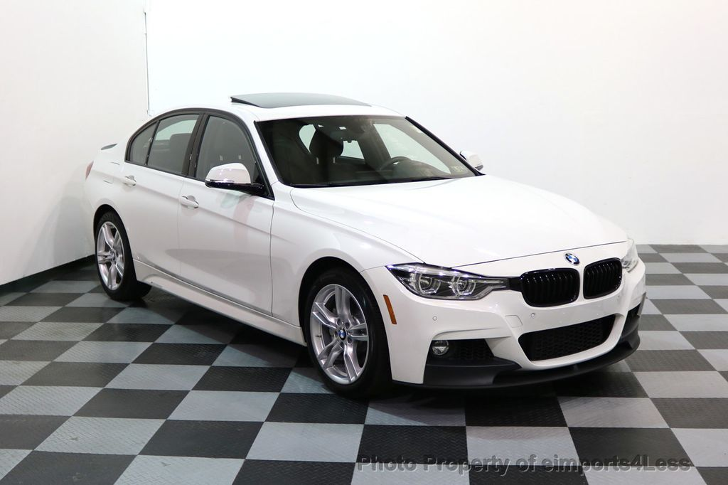 2017 BMW 3 Series CERTIFIED 340i xDRIVE M Sport WITH M PERFORMANCE PKG - 17334098 - 40