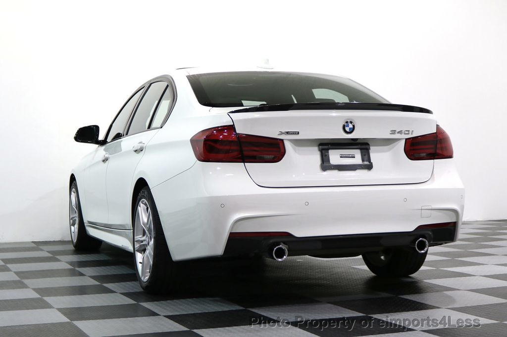 2017 BMW 3 Series CERTIFIED 340i xDRIVE M Sport WITH M PERFORMANCE PKG - 17334098 - 41