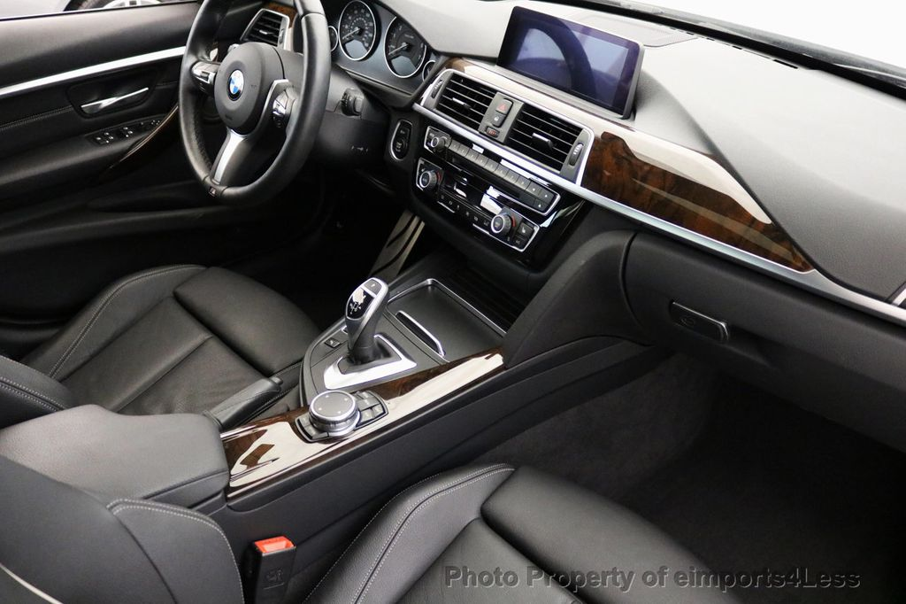 2017 BMW 3 Series CERTIFIED 340i xDRIVE M Sport WITH M PERFORMANCE PKG - 17334098 - 46