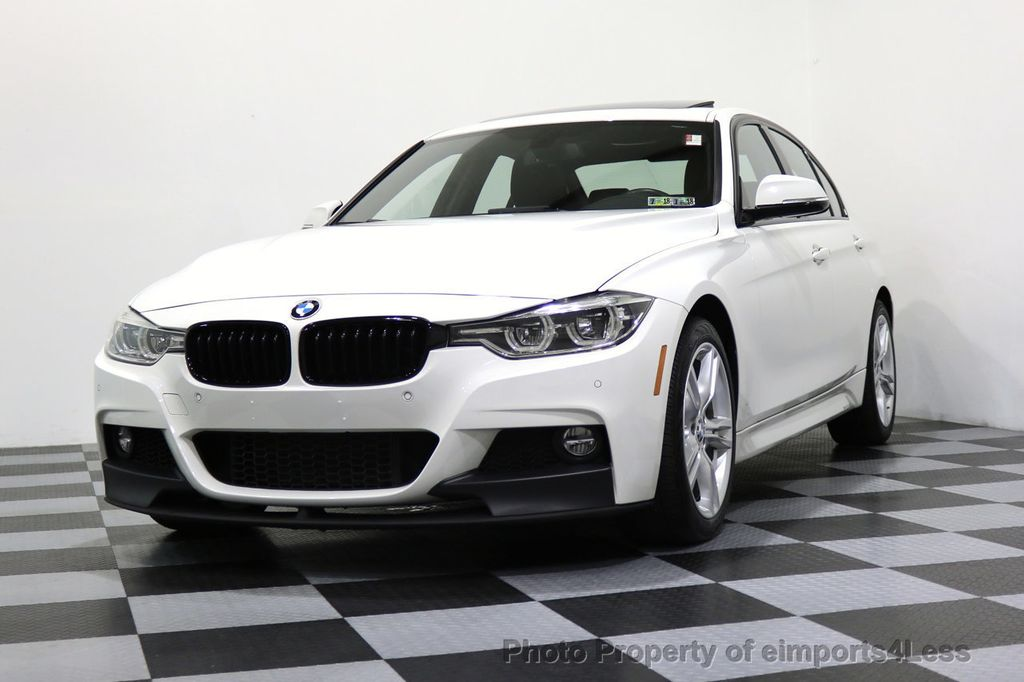 2017 BMW 3 Series CERTIFIED 340i xDRIVE M Sport WITH M PERFORMANCE PKG - 17334098 - 47