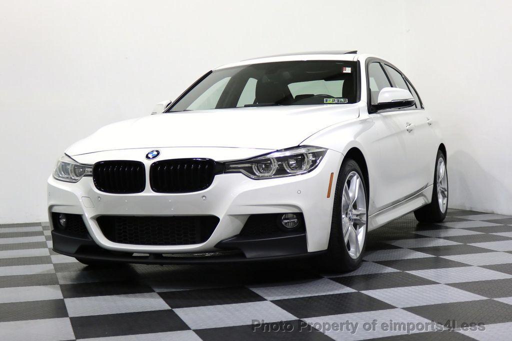 2017 BMW 3 Series CERTIFIED 340i xDRIVE M Sport WITH M PERFORMANCE PKG - 17334098 - 47