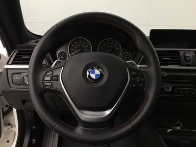 2017 BMW 4 Series 430i Gran Coupe Sedan - Click to see full-size photo viewer
