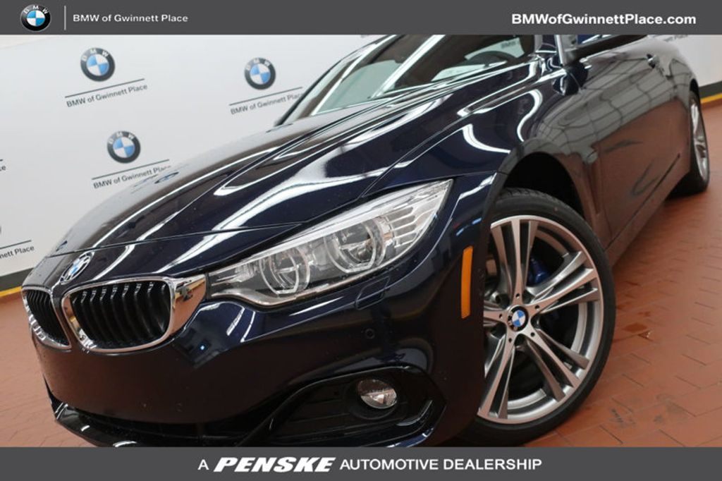 2017 BMW 4 Series 430i xDrive - 18050608 - 0
