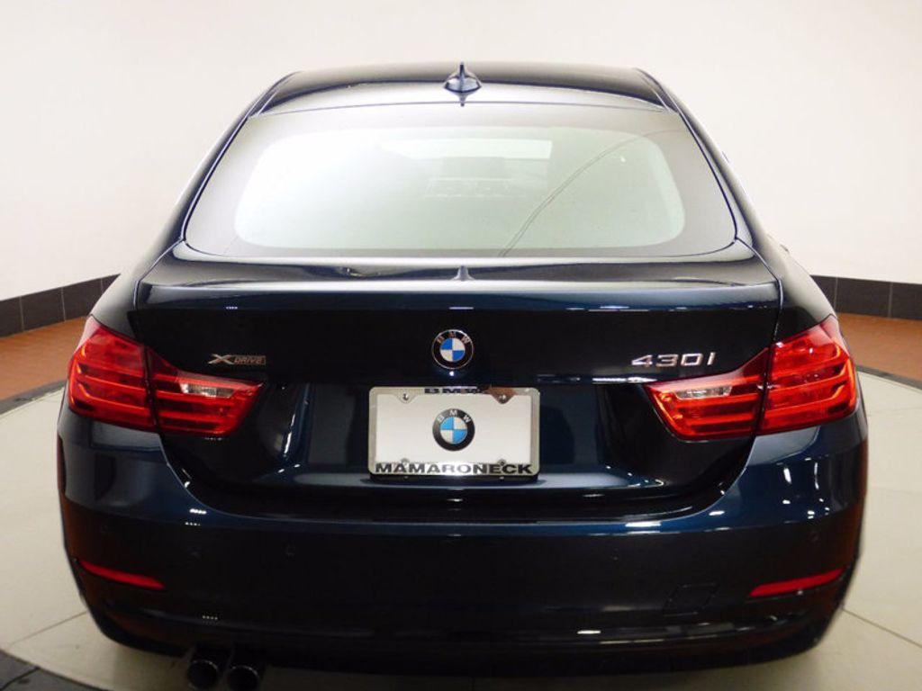 2017 BMW 4 Series 430i xDrive Gran Coupe - 16485775 - 4