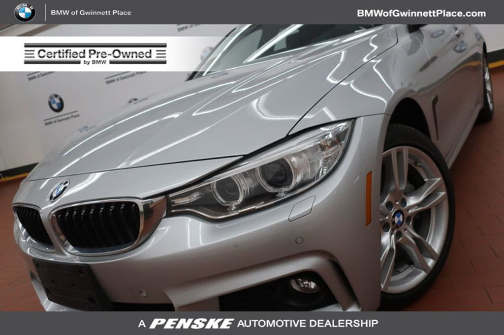 Used BMW Series I XDrive Gran Coupe At BMW Of Gwinnett - Bmw 4 by 4