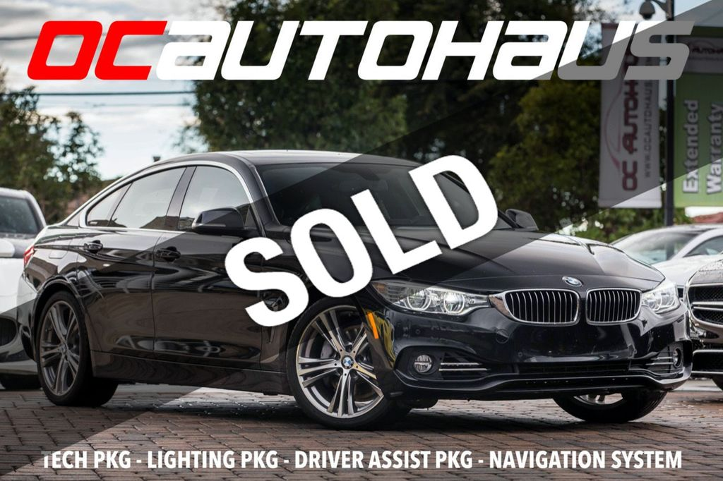 2017 BMW 4 Series 440i Gran Coupe - 18383012 - 0