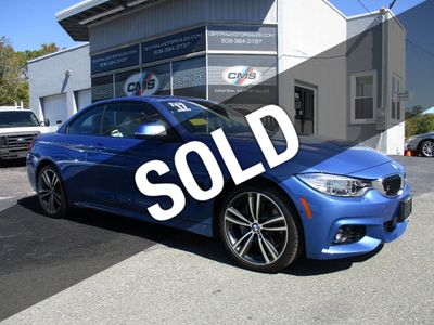 2017 Used Bmw 4 Series 440i Xdrive At Central Motor S Serving Wham Ma Iid 19375292