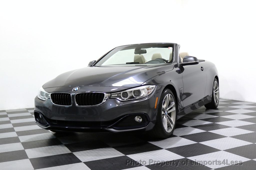 2017 BMW 4 Series CERTIFIED 430i Sport Line CAMERA NAVIGATION - 17614194 - 14