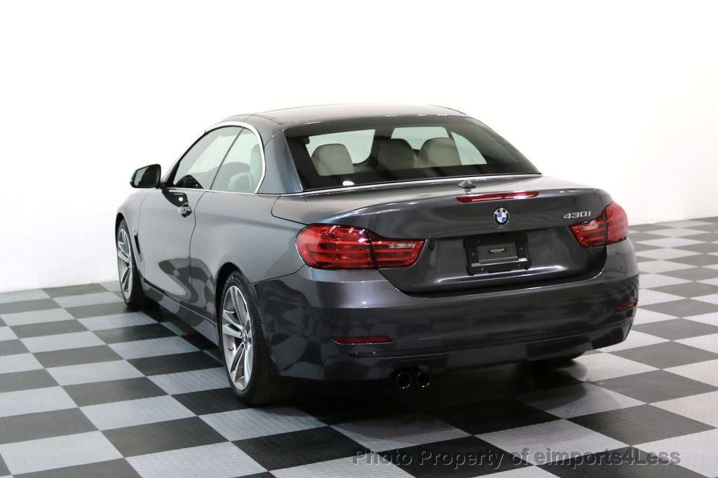 2017 BMW 4 Series CERTIFIED 430i Sport Line CAMERA NAVIGATION - 17614194 - 16