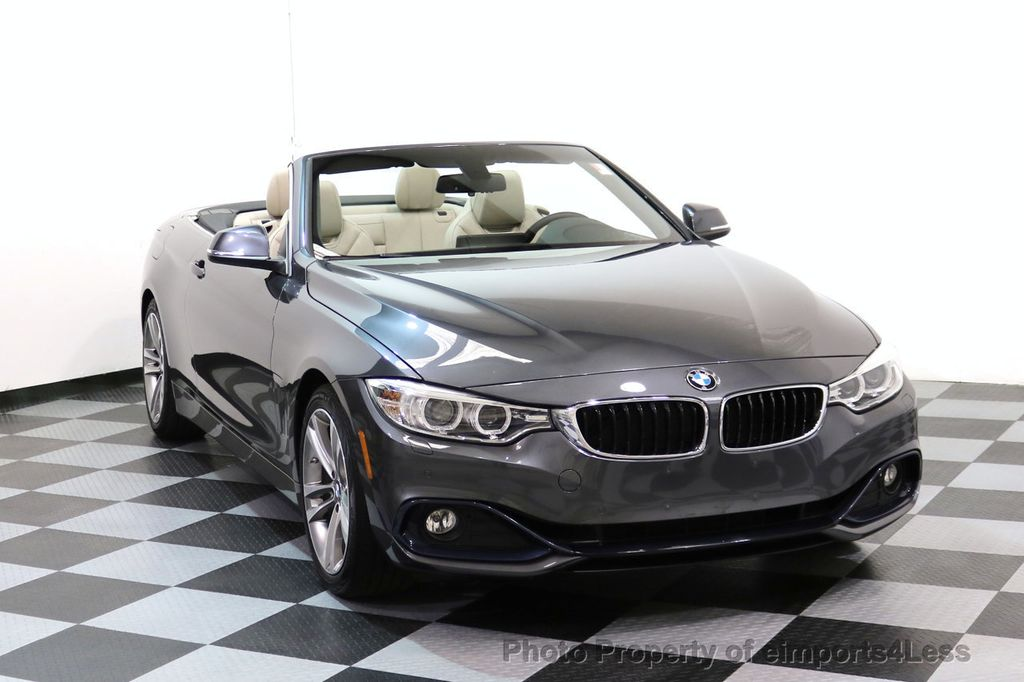 2017 BMW 4 Series CERTIFIED 430i Sport Line CAMERA NAVIGATION - 17614194 - 1