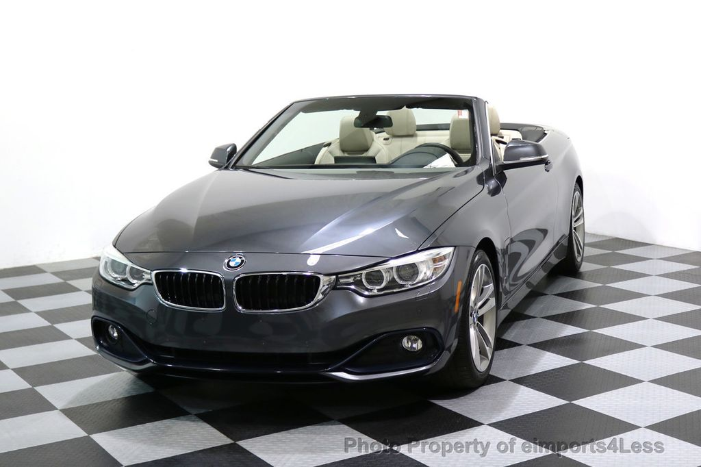2017 BMW 4 Series CERTIFIED 430i Sport Line CAMERA NAVIGATION - 17614194 - 27