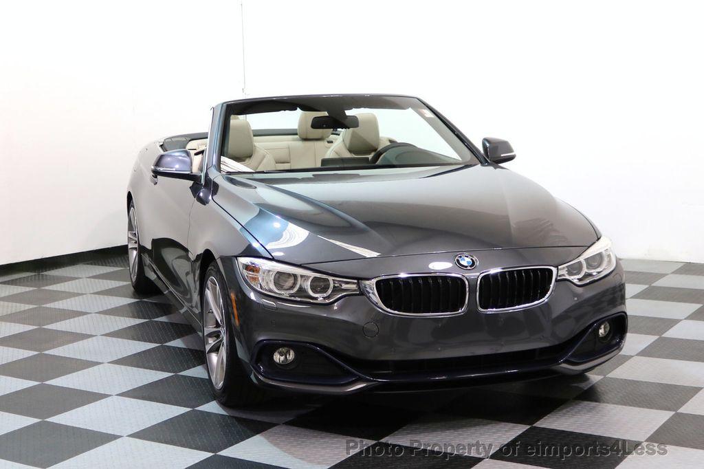 2017 BMW 4 Series CERTIFIED 430i Sport Line CAMERA NAVIGATION - 17614194 - 28