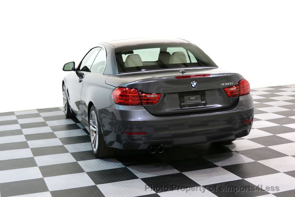 2017 BMW 4 Series CERTIFIED 430i Sport Line CAMERA NAVIGATION - 17614194 - 2
