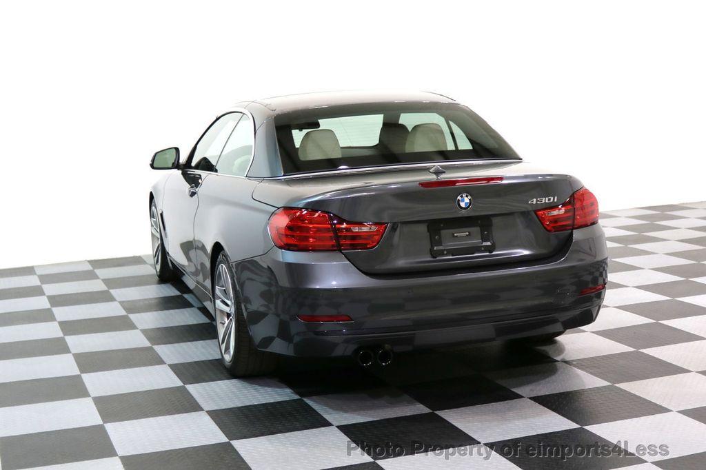 2017 BMW 4 Series CERTIFIED 430i Sport Line CAMERA NAVIGATION - 17614194 - 2