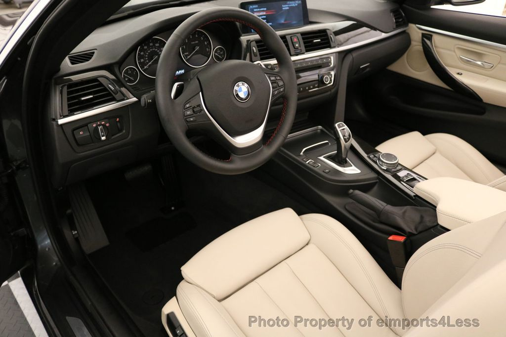 2017 BMW 4 Series CERTIFIED 430i Sport Line CAMERA NAVIGATION - 17614194 - 32