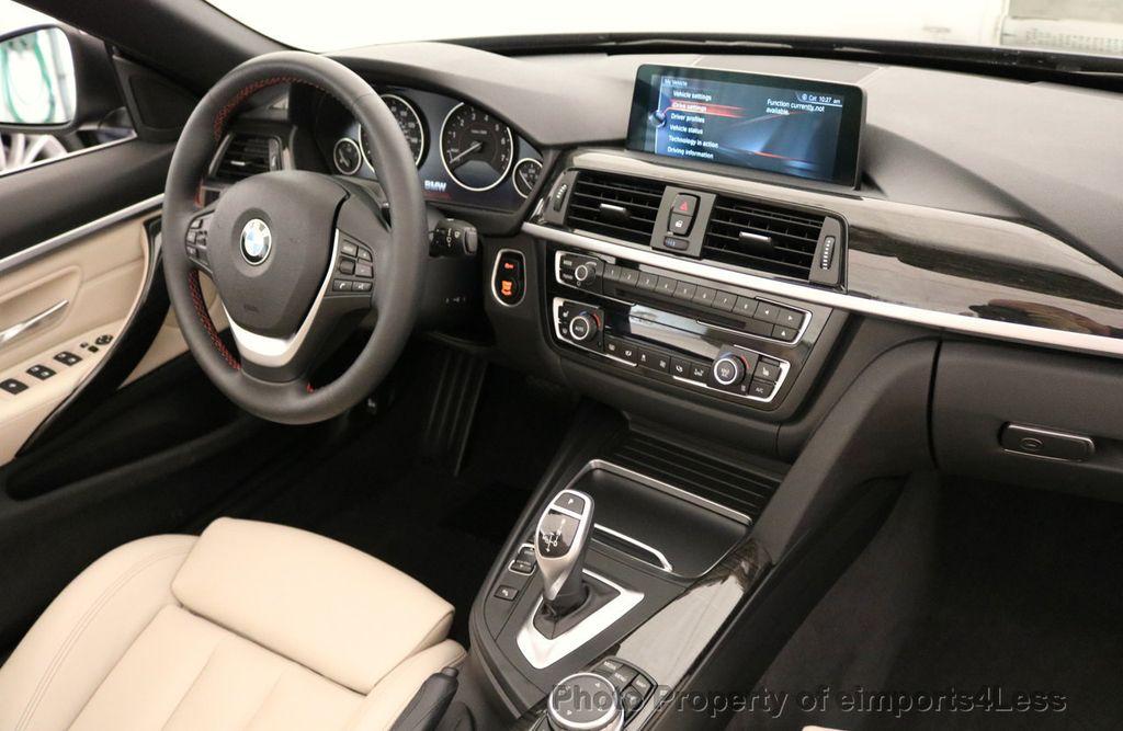 2017 BMW 4 Series CERTIFIED 430i Sport Line CAMERA NAVIGATION - 17614194 - 33