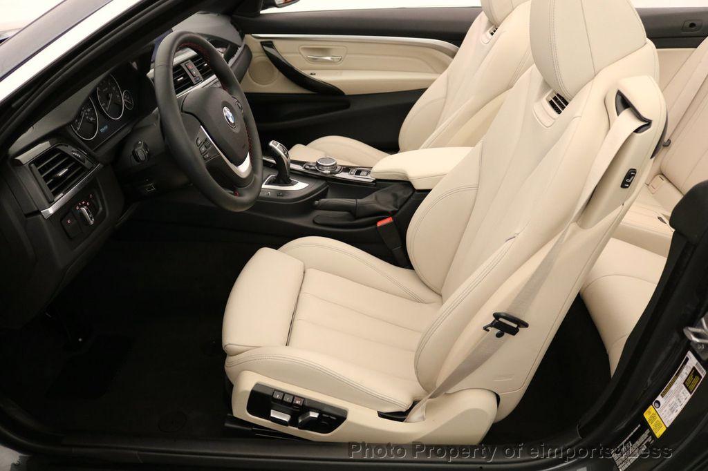 2017 BMW 4 Series CERTIFIED 430i Sport Line CAMERA NAVIGATION - 17614194 - 34