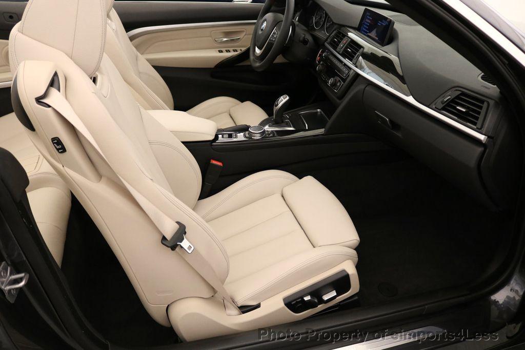2017 BMW 4 Series CERTIFIED 430i Sport Line CAMERA NAVIGATION - 17614194 - 35