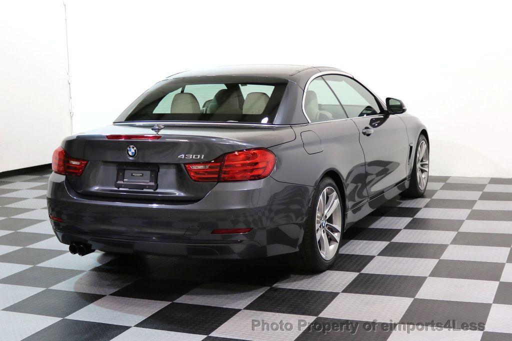 2017 BMW 4 Series CERTIFIED 430i Sport Line CAMERA NAVIGATION - 17614194 - 3