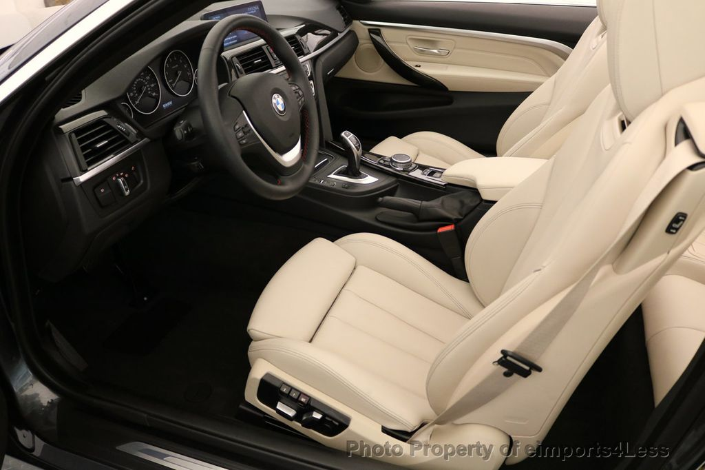 2017 BMW 4 Series CERTIFIED 430i Sport Line CAMERA NAVIGATION - 17614194 - 39