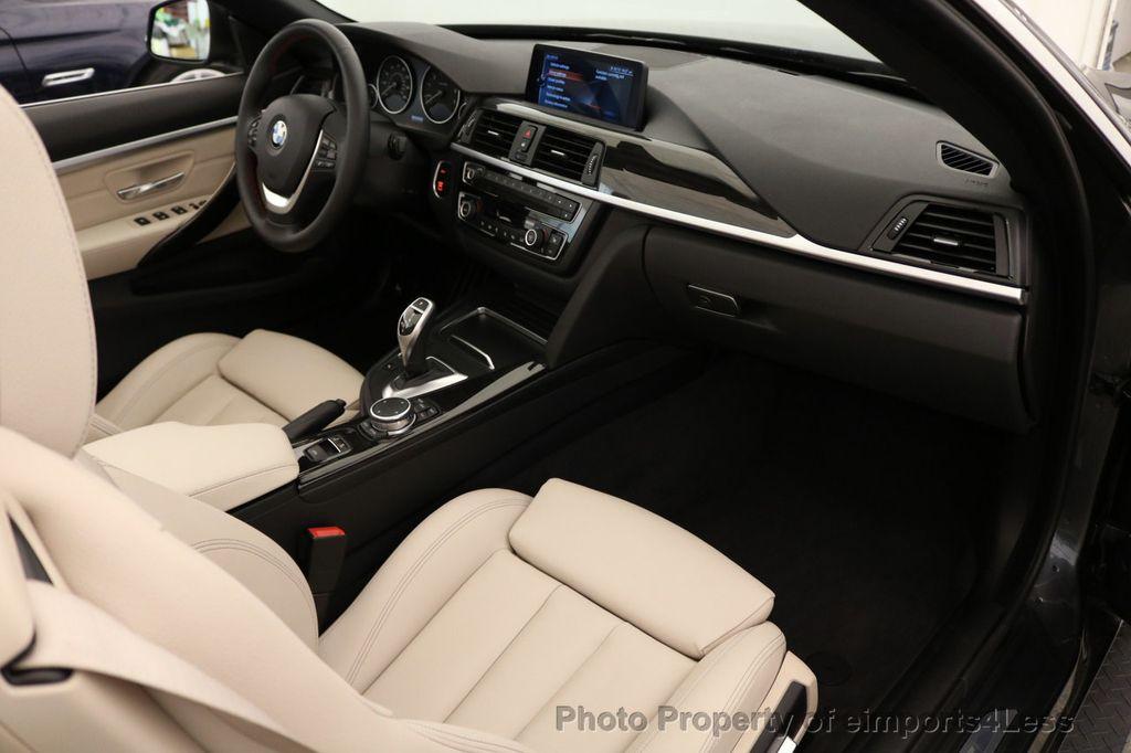 2017 BMW 4 Series CERTIFIED 430i Sport Line CAMERA NAVIGATION - 17614194 - 40
