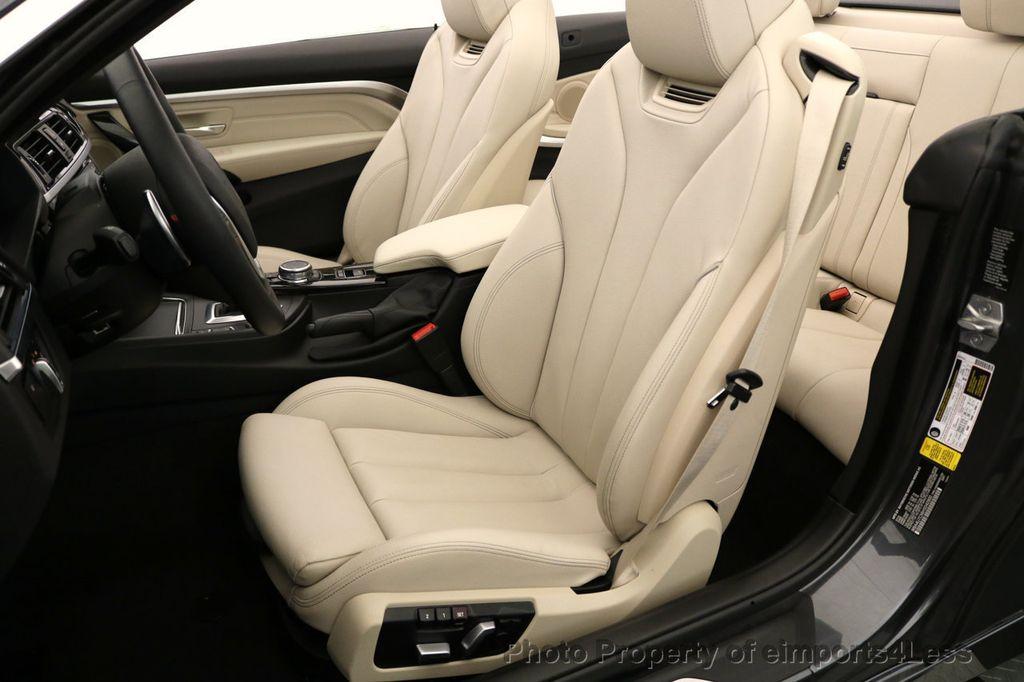 2017 BMW 4 Series CERTIFIED 430i Sport Line CAMERA NAVIGATION - 17614194 - 41