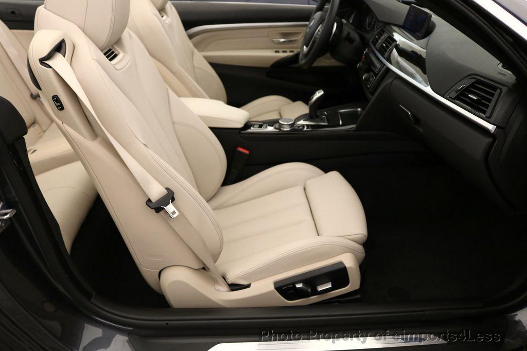 2017 BMW 4 Series CERTIFIED 430i Sport Line CAMERA NAVIGATION - 17614194 - 42
