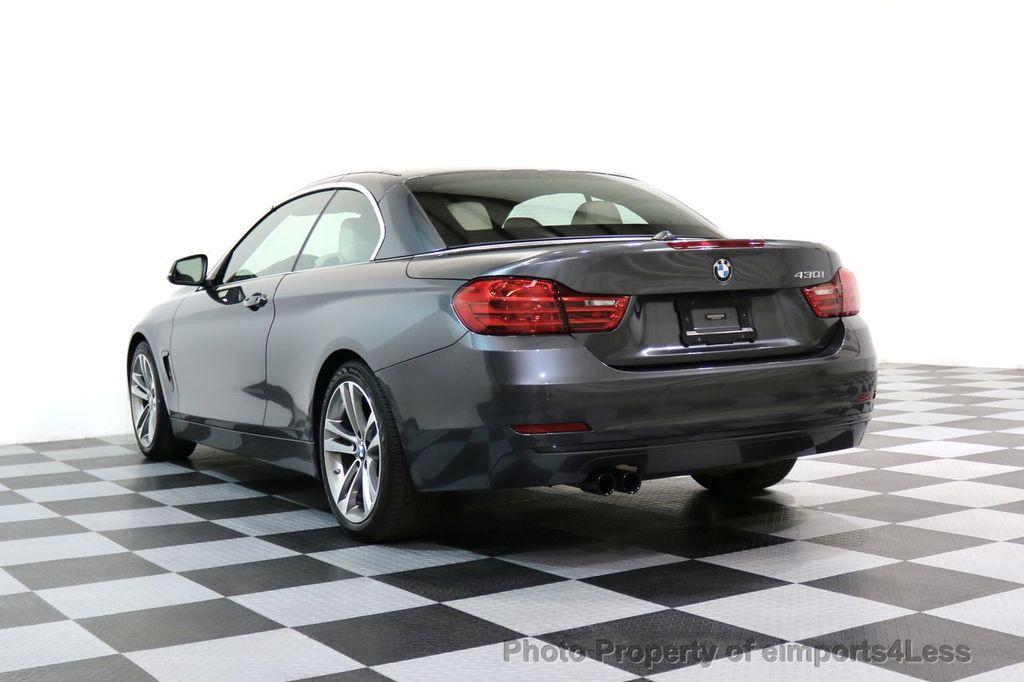 2017 BMW 4 Series CERTIFIED 430i Sport Line CAMERA NAVIGATION - 17614194 - 45