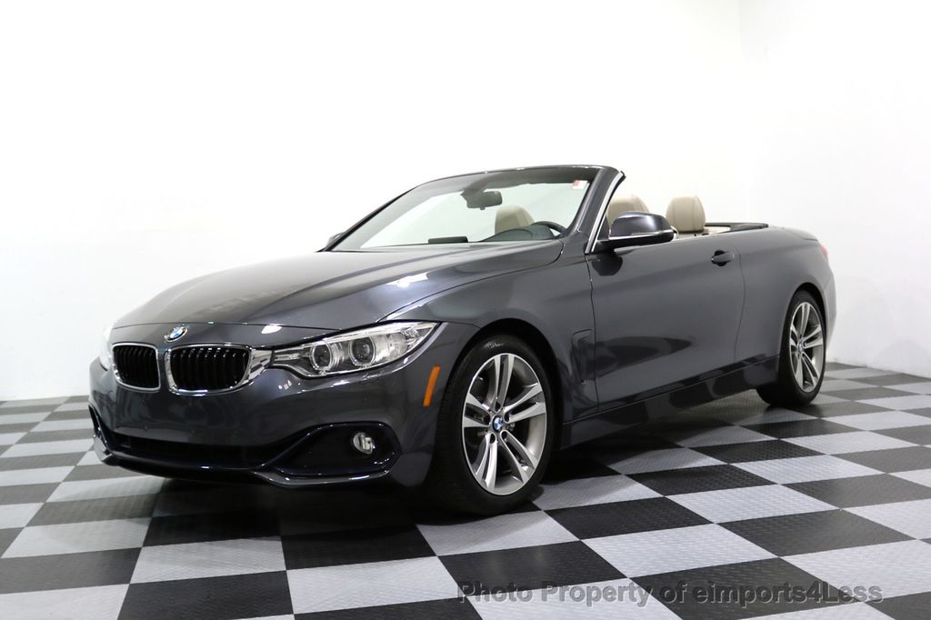 2017 BMW 4 Series CERTIFIED 430i Sport Line CAMERA NAVIGATION - 17614194 - 47