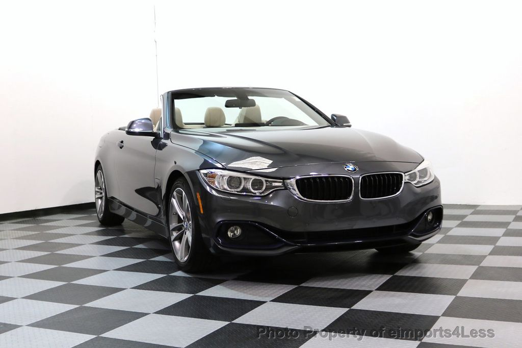 2017 BMW 4 Series CERTIFIED 430i Sport Line CAMERA NAVIGATION - 17614194 - 50