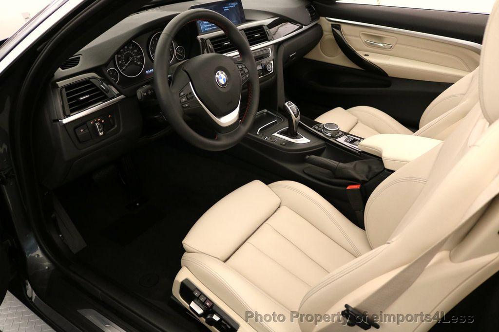 2017 BMW 4 Series CERTIFIED 430i Sport Line CAMERA NAVIGATION - 17614194 - 7