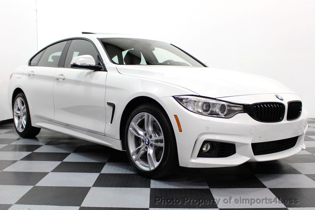 2017 BMW 4 Series CERTIFIED 440i xDRIVE AWD Gran Coupe M SPORT TECH ASSIST NAV - 16534997 - 1