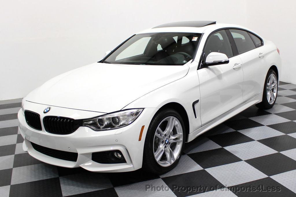 2017 BMW 4 Series CERTIFIED 440i xDRIVE AWD Gran Coupe M SPORT TECH ASSIST NAV - 16534997 - 28