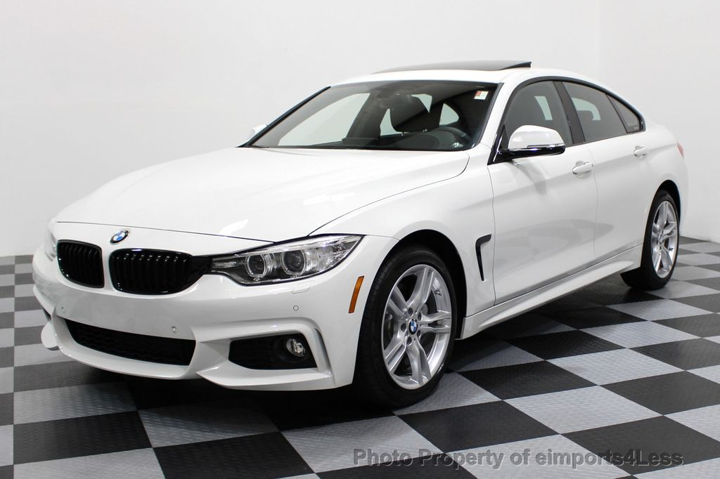 2017 BMW 4 Series CERTIFIED 440i xDRIVE AWD Gran Coupe M SPORT TECH ASSIST NAV - 16534997 - 42