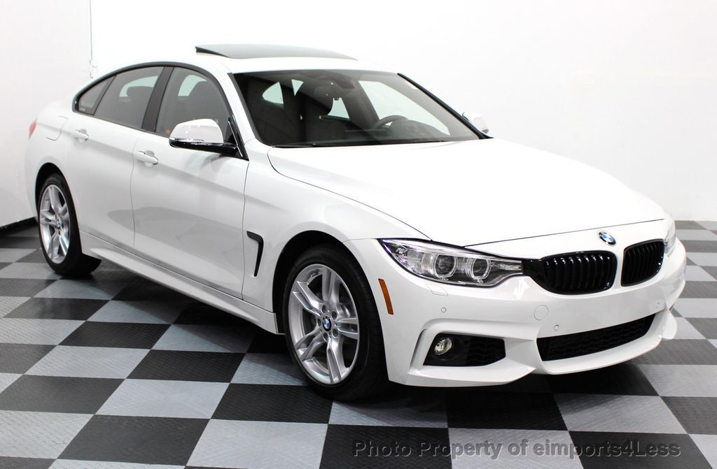 2017 BMW 4 Series CERTIFIED 440i xDRIVE AWD Gran Coupe M SPORT TECH ASSIST NAV - 16534997 - 46