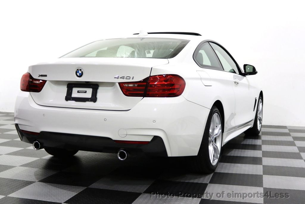 2017 BMW 4 Series CERTIFIED 440i xDRIVE M Sport AWD Driver Assist TECH NAV - 17981801 - 18
