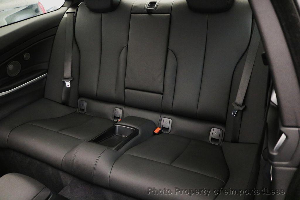 2017 BMW 4 Series CERTIFIED 440i xDRIVE M Sport AWD Driver Assist TECH NAV - 17981801 - 36