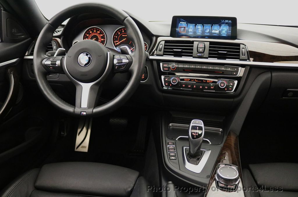 2017 BMW 4 Series CERTIFIED 440i xDRIVE M Sport AWD Driver Assist TECH NAV - 17981801 - 48