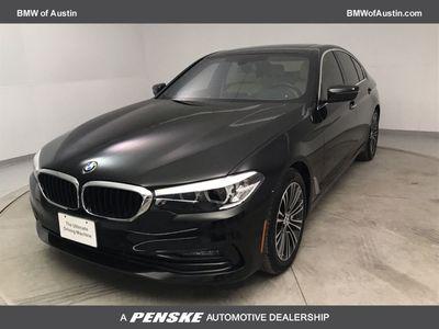 2017 BMW 5 Series 530i Sedan